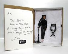 Ava Duvernay 2015 Barbie Doll Platinum Label Mattel Rare