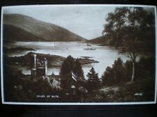 Unposted Pre - 1914 Collectable Bute Postcards
