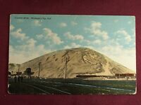 Vintage 1912 Postcard Hoosier Slide Michigan City Indiana