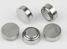5 X Taglia AG10 Batterie Alcaline Pulsante Cella OROLOGI CALCOLATRICI fotocamera