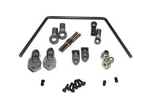 Associated DR10 Drag Car BG11 Anti Roll Bar Swaybar Set 71091