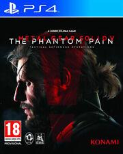 METAL GEAR SOLID V 5 THE PHANTOM PAIN para PS4 en CASTELLANO - ENTREGA AHORA