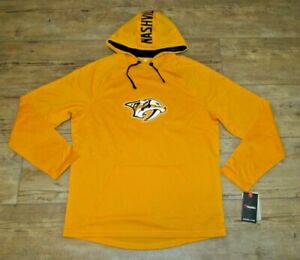 Fanatics Nashville Predators NHL Therma Hoodie Jacket $70 size Men's XL