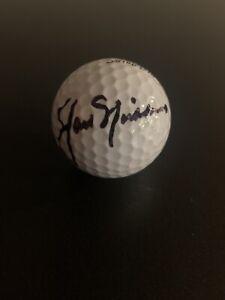 Jack Nicklaus Signed Titleist Golf Ball Beckett & PSA/DNA Letter Of Authenticity