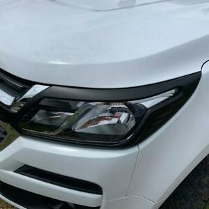 Head Light Covers suits HOLDEN COLORADO 2017+