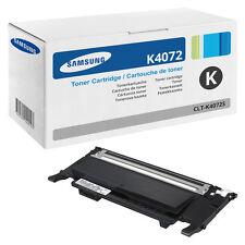 1x  Original Toner Samsung CLP320N CLP325W CLX3185FN CLX3185FW CLT-K4072S/ELS