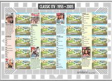 2005 GB.Classic ITV Generic Smiler Sheet - LS26 - MNH.