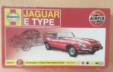 Airfix Jaguar E Type 1/32 Scale Plastic Model Kit