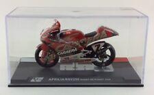 MOTO GP ALTAYA IXO 1/24 06 APRILIA RSW 250 RANDY DE PUNIET 2004