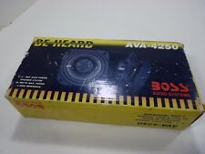 "NEW - BOSS Audio systems AVA-4250 4"" 2 way 90w"