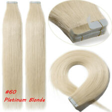 Seamless Skin Weft Tape In Remy Human Hair Extensions Fashion Style Dye Curl MY