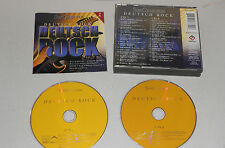 2 CD Star Collection Deutsch Rock 30.Track Puhdys City Silly Klaus Lage Band 100