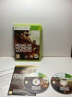 Medal of Honor: Warfighter (Microsoft Xbox 360, 2012) Game