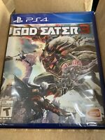 God Eater 3 Playstation 4 BRAND NEW PS4