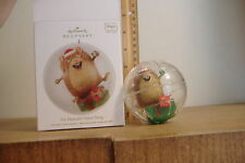 ~THE HAMSTER DANCE SONG~MAGIC~FEATURES SOUND~2012 HALLMARK ORNAMENT~