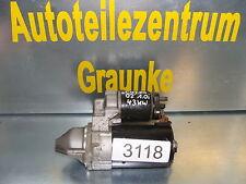 ANLASSER Opel Corsa C Bj.02 1,0i 43kw 2-türig 0001107402