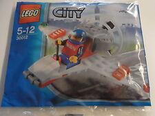 LEGO CITY 30012 FLUGZEUG