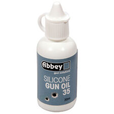 ABBEY 35 SILICONE Oil Shotgun Air Soft Rifle Gun 30ml Dropper Co2 Pistol airsoft