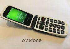 Doro PhoneEasy 611/612 Handy BIG BUTTON, Benutzerfreundlichkeit, Oap, HAC, jedes Netzwerk