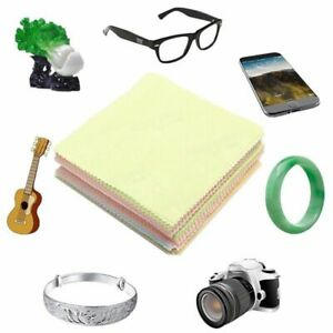 Household Camera Phone Screen Wipe Microfiber Len Eyeglasses Cleaning Cloth