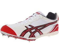 Asics Japan Thunder 3 Size 11 Brand New White Red Silver Track Shoes
