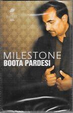 MILESTONE - BOOTA PARDESI - BRAND NEW MUSIC AUDIO CASSETTE