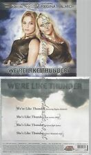 CD--DORO--WE ARE LIKE THUNDER