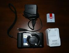 Used Sony Cyber-shot DSC-HX9V 16.2MP Digital Camera - Excellent Macro Photos