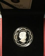 2012 CANADA 15 DOLLARS DRAGON SILVER PROOF COIN!