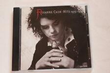"""Rosanne Cash  """"hits 1979/1989"""""""