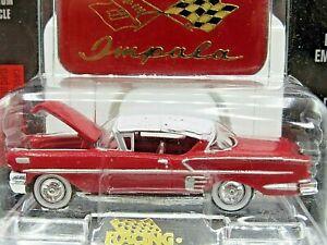 RACING CHAMPIONS VHTF MINT SERIES 1958 CHEVY IMPALA PAINT/CASTING ERROR