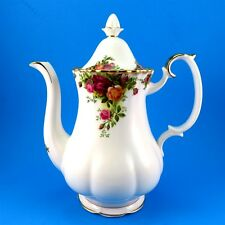 Royal Albert Old Country Roses Large Coffee Pot