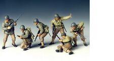 TAMIYA 35192 - 1/35 WWII FIGUREN SET US ARMY INFANTRIE - NEU