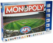 Monopoly AFL Football Edition Board Game FAST DISPATCH