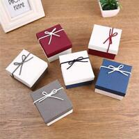 5X Presentation Case Box Gift For Jewelry Bangle Wrist Bracelet Watch Wristwatch