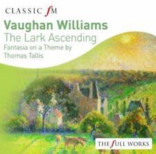 Vaughan Williams: The Lark Ascending - Nicola Benedetti Various Artists (NEW CD)