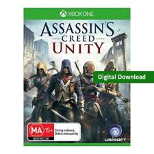 Assassins Creed Unity Xbox One Download Code Digital Key Fast - Assassin's Creed