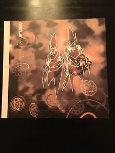 UNKLE Psyence Fiction Promo Pop Out Card LAST ONE! (DJ Shadow Futura 2000)