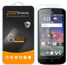 Supershieldz Tempered Glass Screen Protector Saver For ZTE Majesty Pro LTE