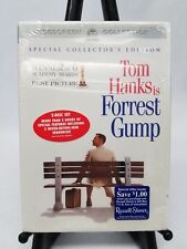 New Dvd Forrest Gump Special Collectors Edition Comedy Drama Two Disc Widescreen