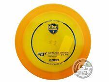NEW Discmania C-Line DDx 167g Orange Blue Foil Distance Driver Golf Disc