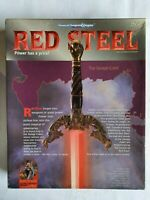 AD&D Advanced Dungeons and Dragons 2nd Edition Red Steel Box Set Very Good