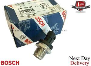 for RENAULT ESPACE LAGUNA MASTER 1.9 2.2 2.5 DCi FUEL RAIL HIGH PRESSURE SENSOR