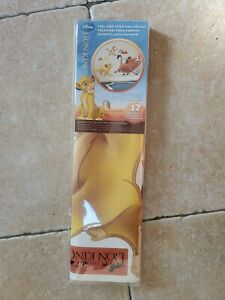 17 New GIANT LION KING WALL DECALS Simba Timon Pumba Kids Bedroom Decor Stickers