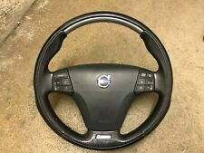 Volvo V50 S40 C30 C70 R Design Steering Wheel Phone Controls