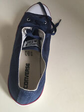 Converse All Stars, Womens blue pumps / shoes / trainers. Size 6 / 39