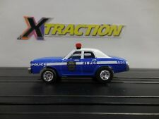 AUTO WORLD ~ Ghostbusters Police Car Body ~ Add Your Own Chassis ~ Fits AW, AFX