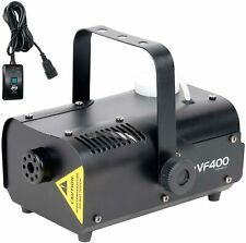 Nebelmaschine Effektmaschine mobil ADJ VF400 Bühne Elektronik PA 400W black  OVP
