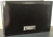 Versace Parfums Bifold Black Wallet Men Brand New Unbox Read Description
