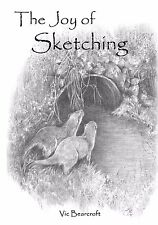 The Joy of Sketching, Vic Bearcroft, Release date: 27th Feb 17, Art book.